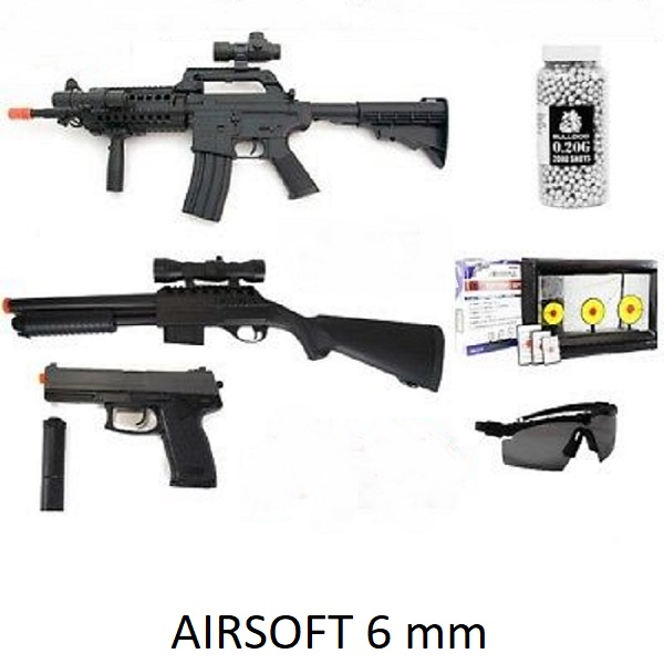 Airsoft 6 mm
