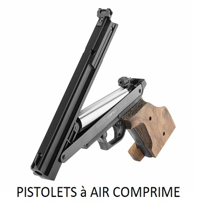 Pistolet à Air Comp 4,5 mm