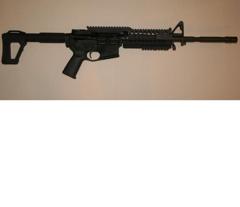 datant Colt AR-15