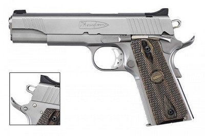 THOMPSON CUSTOM 1911 STAINLESS 45ACP