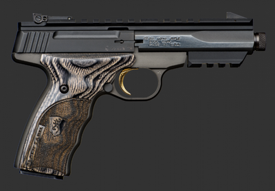 BROWNING BLACK  LABEL SUPRESOR READY 22LR