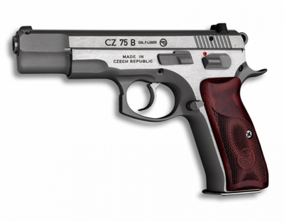 CZ 75 B NEW EDITION 9MM 16 COUPS