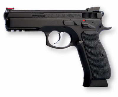 CZ 75 SP01 SHADOW 9MM 18 COUPS