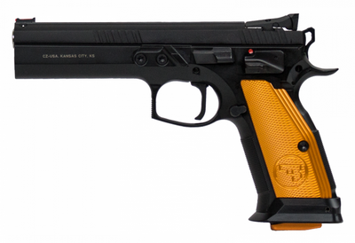 CZ 75 TACTICAL SPORT ORANGE 9MM 20 COUPS