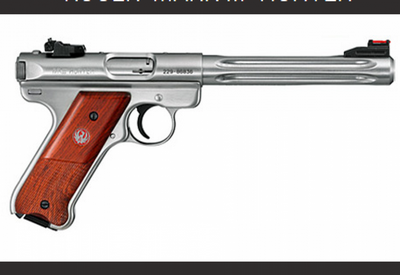 RUGER KMKIII 678H HUNTER 22LR 10 COUPS