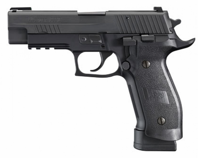 SIG SAUER P226 TACOPS 9MM 15 COUPS