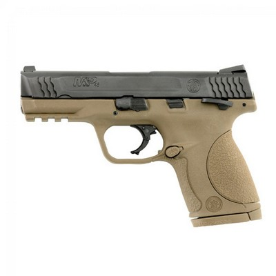 SMITH & WESSON MP45 COMPACT SABLE 45 ACP 10 COUPS