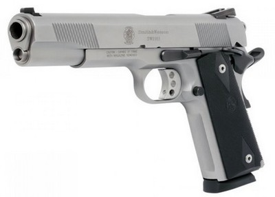 SMITH & WESSON 1911 45 ACP 8 COUPS