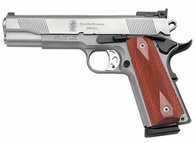 SMITH & WESSON 1911 AJUSTABLE 45 ACP 8 COUPS