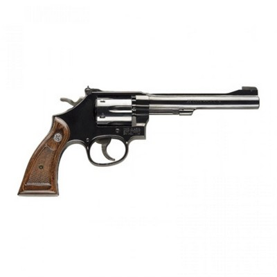 SMITH & WESSON 17 MASTERPIECE 6'' 22LR 6 COUPS