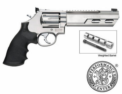 SMITH & WESSON 686 COMPETITOR 6'' 357 MAGNUM 6 COUPS