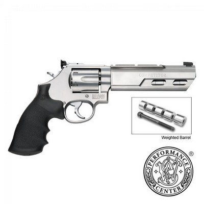 SMITH & WESSON 629 COMPETITOR 6'' 44 MAGNUM 6 COUPS