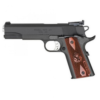 SPRINGFIELD ARMORY 1911 A1 RANGE OFFICER 45 ACP 7 COUPS