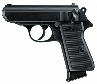 WALTHER PPK/S 22LR 10 COUPS