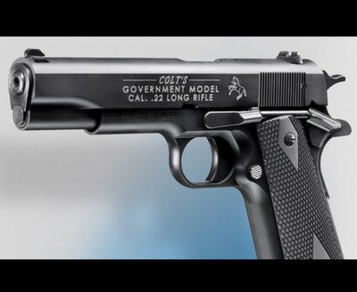 WALTHER COLT 1911 A1 22LR 12 COUPS