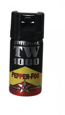 TW1000 PEPPER-FOG GAZ 40ML