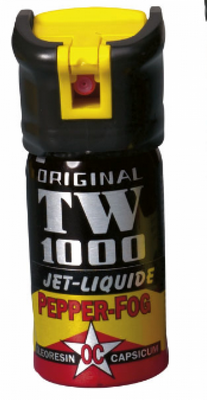 TW1000 PEPPER-FOG GEL 40ML
