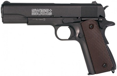 SWISS ARMS 1911 4.5 CO2
