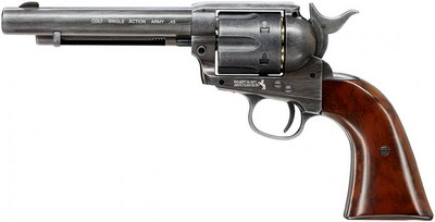 COLT SAA 45 ANTIQUE BILLE BB'S 6CPS