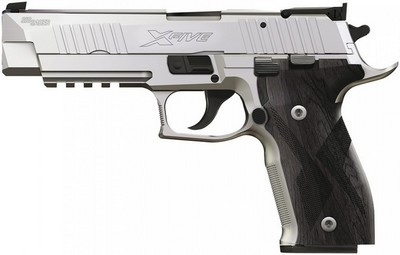 SIG SAUER P226 XFIVE ALLROUND 9MM 17 COUPS