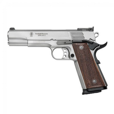 SMITH & WESSON 1911 PRO SERIES 9MM 10 COUPS RéGLABLE
