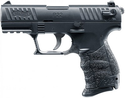 WALTHER P22 Q 20 COUPS