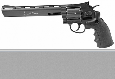 DAN WESSON 8'' 6 MM 6CPS