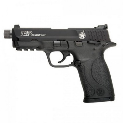 SMITH & WESSON MP22 COMPACT FILETé 22LR 10 COUPS