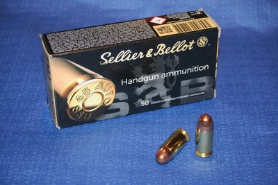 SELLIER BELLOT 45 ACP FMJ 230