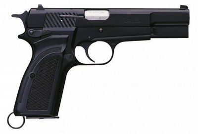 BROWNING GP MKIIIS 9MM