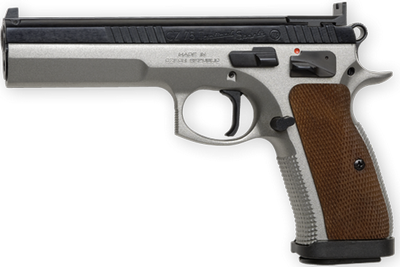 CZ 75 TACTICAL SPORT 9MM DUAL TONE