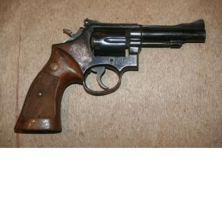 SMITH & WESSON MOD.15 38 SP