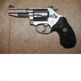 SMITH & WESSON 60 PRO SERIES 357 MAGNUM