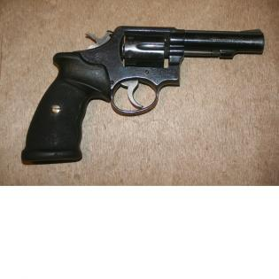 SMITH & WESSON MOD.10 38 SPECIAL