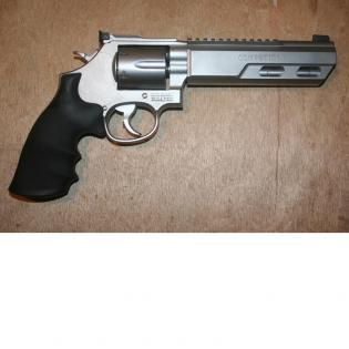 SMITH & WESSON 686 COMPETITOR 357 MAGNUM