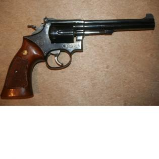 SMITH & WESSON 14 CALIBRE 38SP