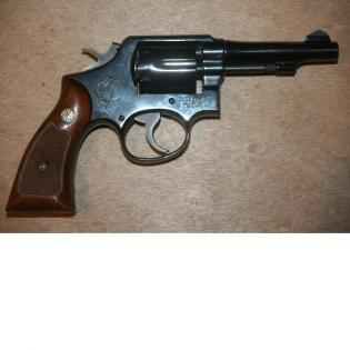SMITH & WESSON MOD.10 38SP
