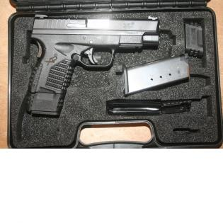 HS PRODUCKT XDS 45ACP