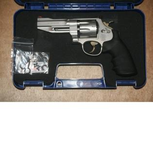 SMITH & WESSON 627 SSR PRO SERIE 357