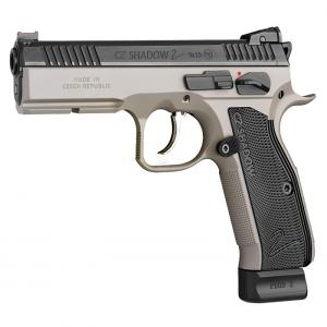 CZ 75 SP01 SHADOW II URBAN GREY 9MM 18CPS