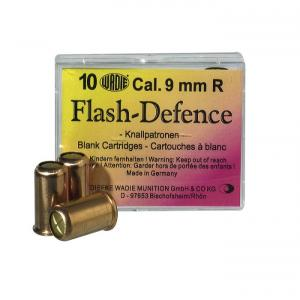 CARTOUCHE 9 REVOLVER FLASH DEFENSE