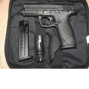 SMITH & WESSON MP9 9MM