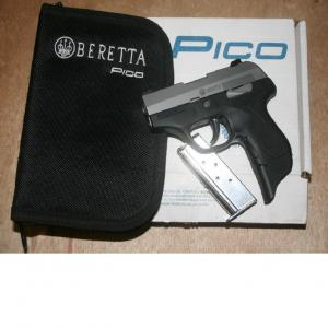 BERETTA PICO 380ACP OU 9MM COURT
