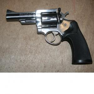 RUGER SECURITY SIX 357 MAG.