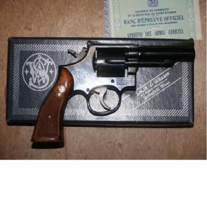 SMITH & WESSON 15 38SP
