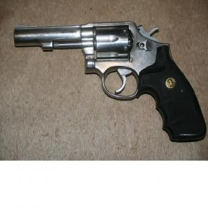 SMITH & WESSON 65-5 357MAG