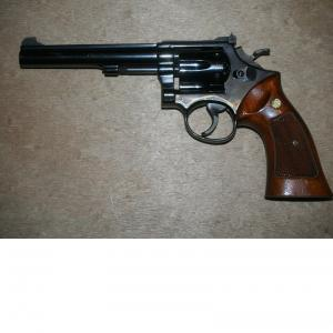SMITH & WESSON 17 22LR