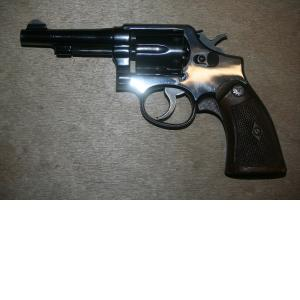 SMITH & WESSON 10-5 38 SP