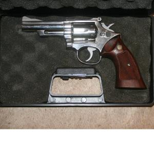 SMITH & WESSON 66 357MAG