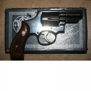 SMITH & WESSON MOD.19 CAL.357MAG 2